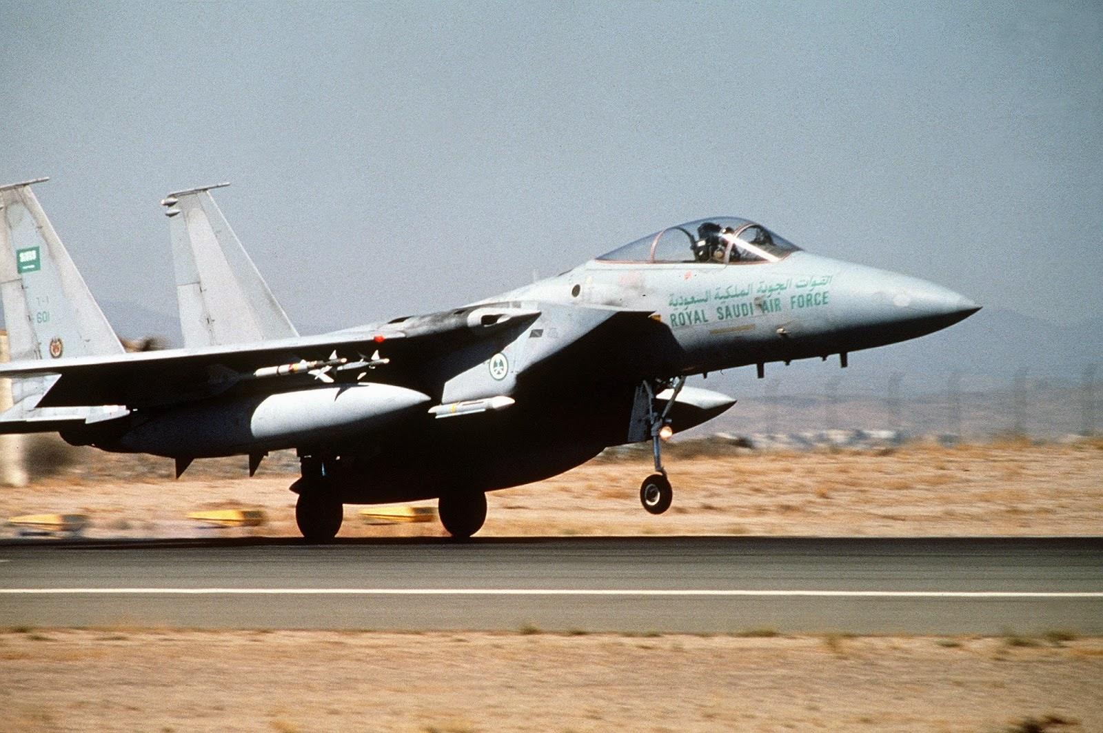 Saudi_F-15-conjugando-adjetivos