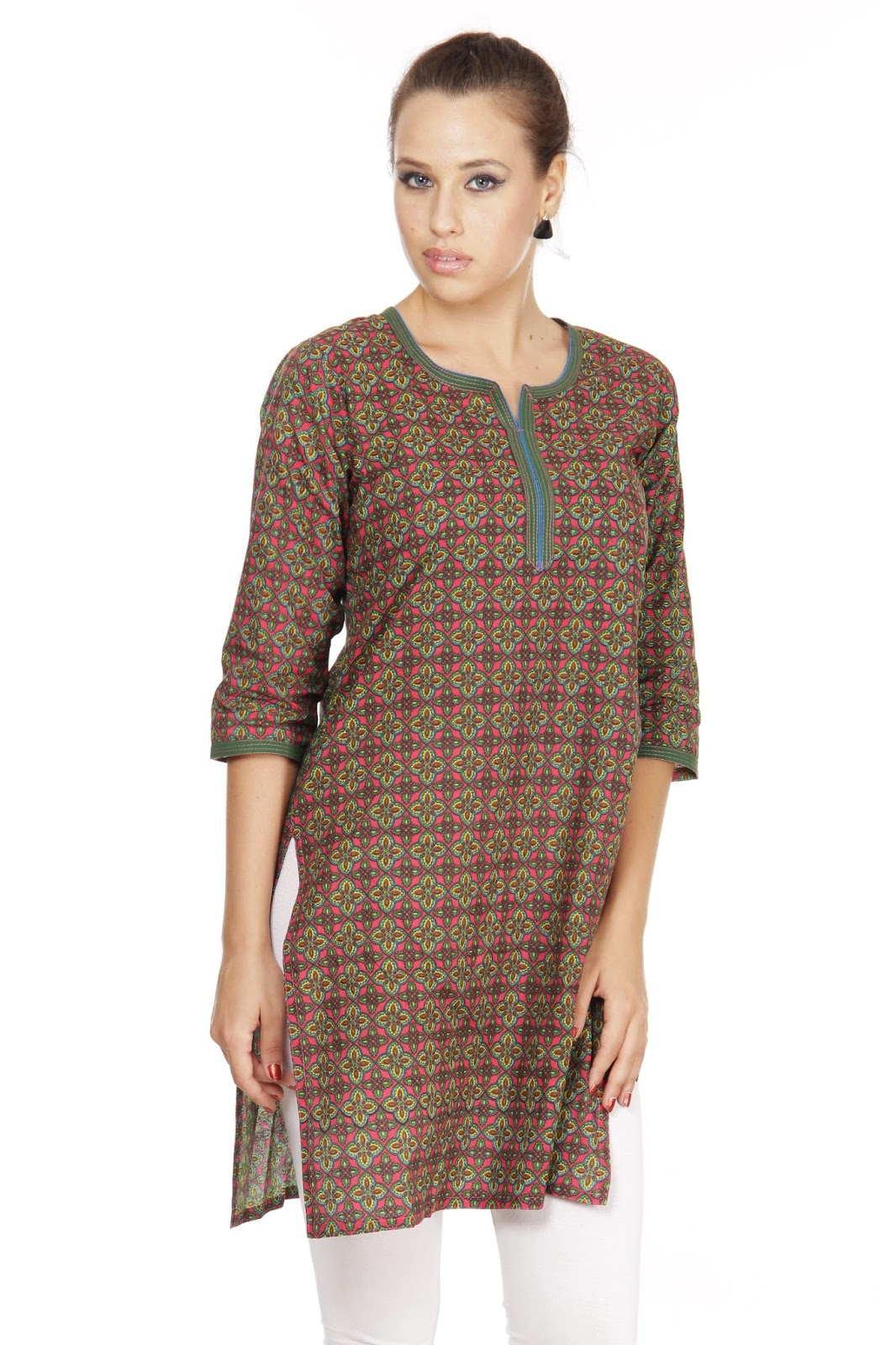 Designer Kurtis Images New Kurti Collection For Women And