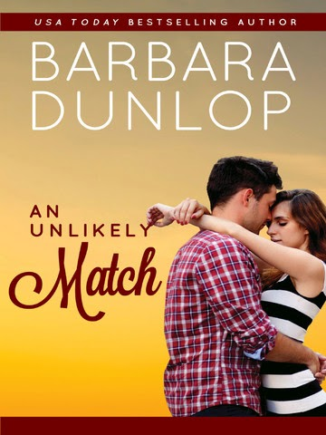 An Unlikely Match Cover