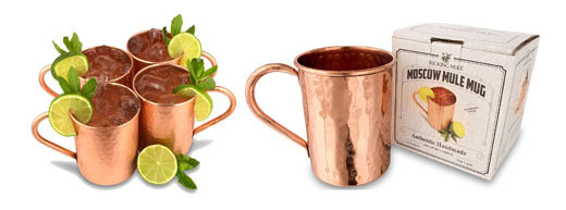 Moscow Mule Mug Video Review #TheKickingMule