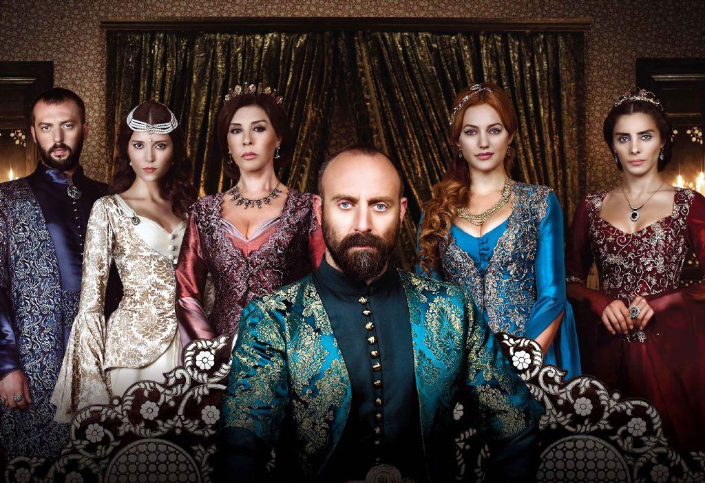 مشاهدة المسلسل التركي حريم السلطان