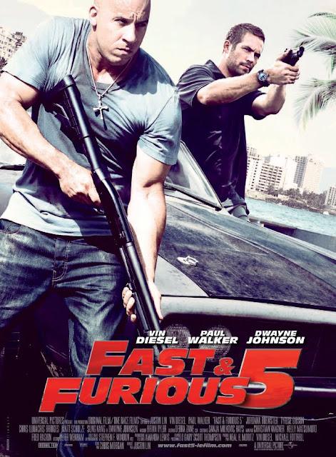 Fast Five (Fast & Furious 5) | เร็ว...แรง ทะลุนรก 5 (2011)