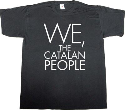 catalonia catalan independence freedom referendum t-shirt ephemeral-t-shirts