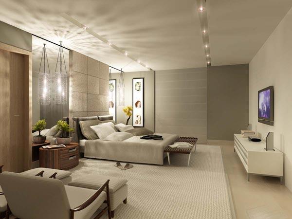 Fotos de habitaciones modernas dormitorios con estilo for Decoracion de dormitorios matrimoniales modernos