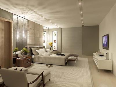 diseño de habitación moderna