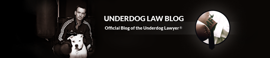 Underdog Law Blog