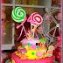 White Chocolate & Raspberry Celebration Cake