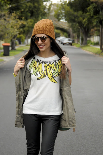 Go 'Bananas' with you style!