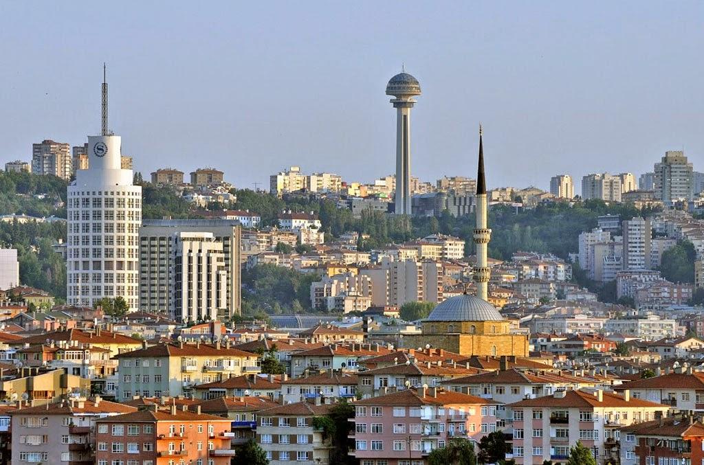 06 - Ankara ili Tanıtım Videosu
