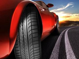 El neumático que regula la presión automáticamente