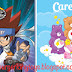 "Burger King ""Beyblade & Care Bears"" Toys"