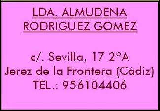 Lda. Almudena Rodriguez Gomez