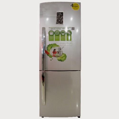 Tủ Lạnh ngăn đá dưới Electrolux EBB2600PA-RVN (260 lít)