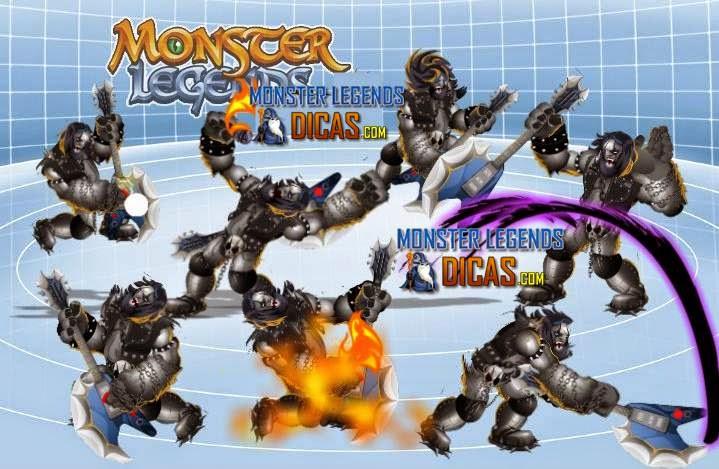 Monstro Metalhead