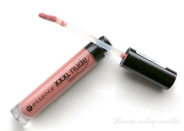 Essence nude gloss review