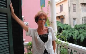 Tuve un balcón en Beirut...