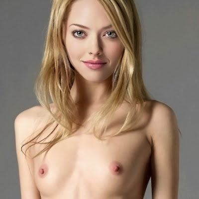 Amanda Seyfried nude petite young naked small tits shaved pussy