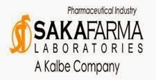 Lowongan Kerja PT Saka Farma Laboratories Januari 2014 sebagai Administrasi Sales
