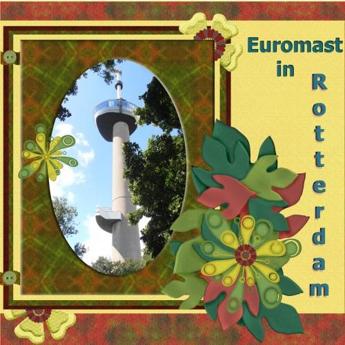 Oct.2016  - Euromast in Rotterdam