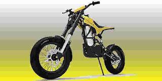 Sepeda Motor Bertenaga Udara