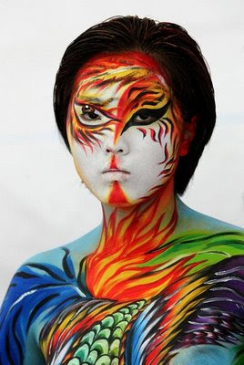 body paints