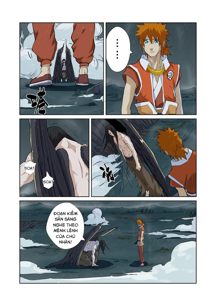 Tales of Demons and Gods chap 163.5 page 3 - IZTruyenTranh.com