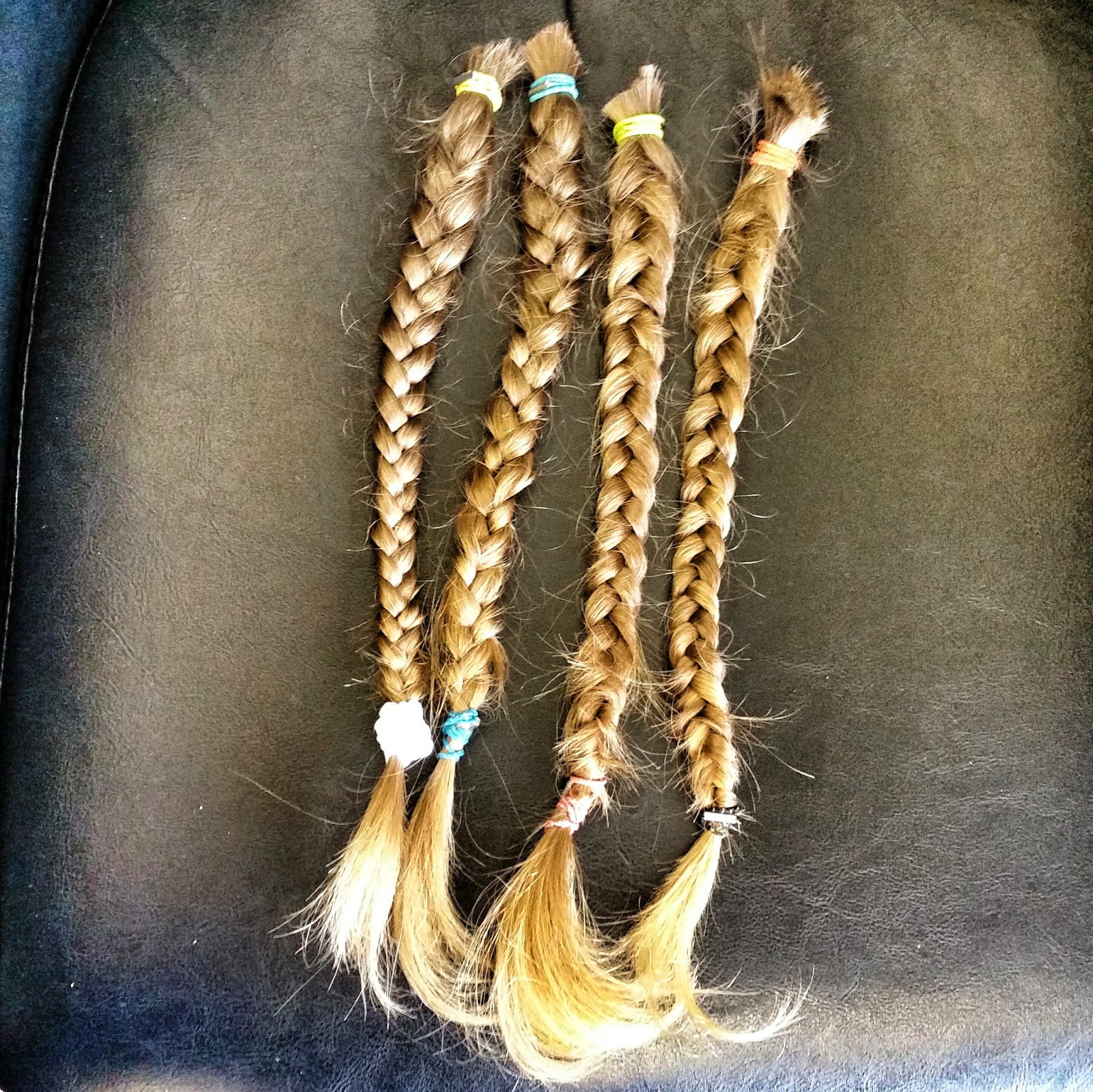 Hair Donation for a wig