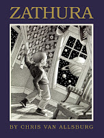 zathura by chris van allsburg book cover