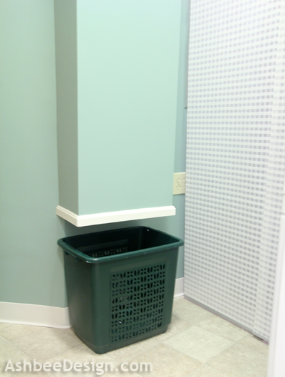 Ashbee design laundry room extras and creative solutions for Laundry chute design