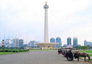 7 Kota Terpadat Di Indonesia