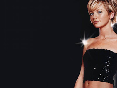 Hannah Spearritt Cute Wallpaper