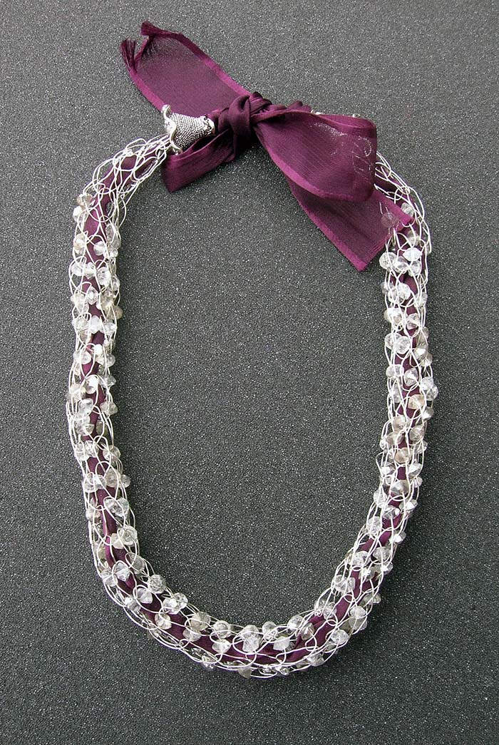 French Knitting With Wire : Beat the heat with august classes beadfx