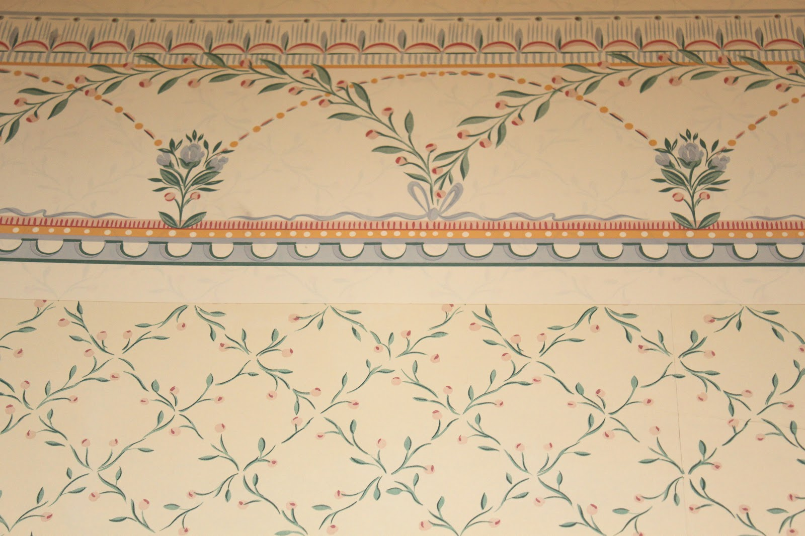 country wallpaper borders sherwin williams