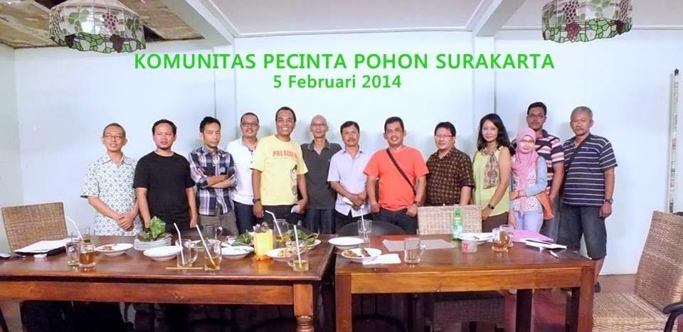 Komunitas Pencinta Pohon Surakarta