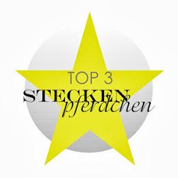 Unter den Top3 im August 2013