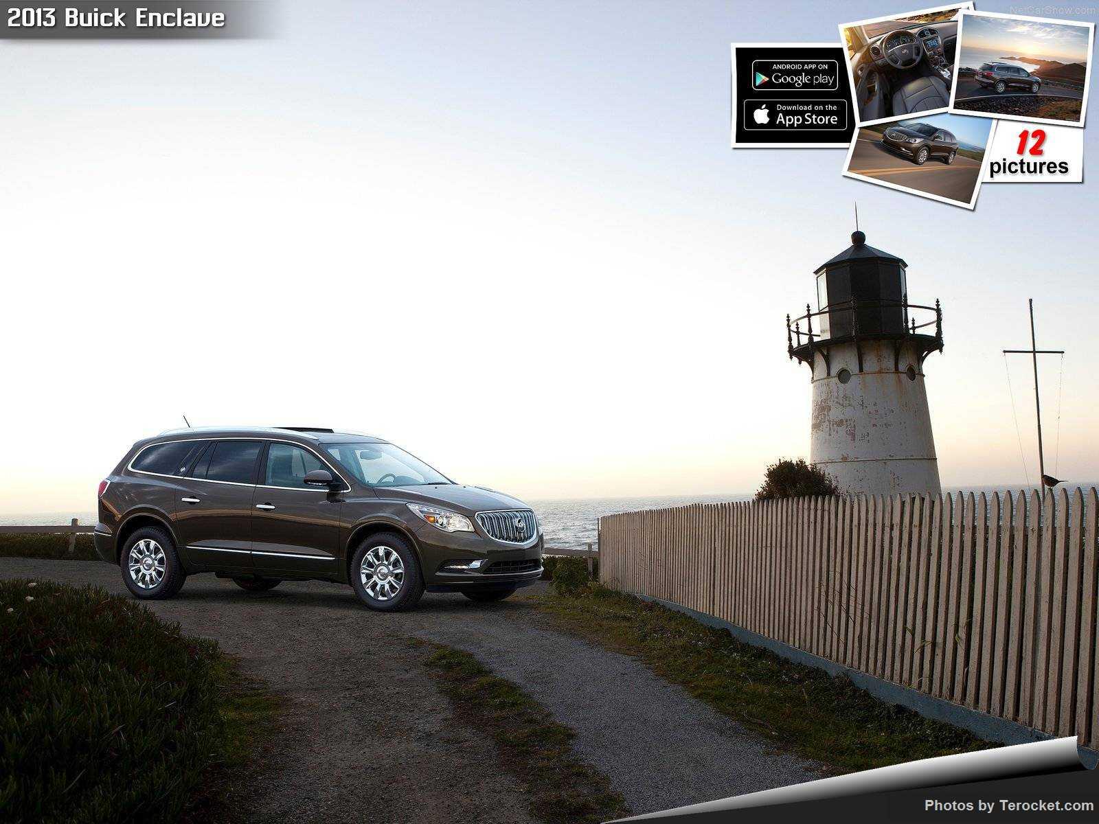 Hình ảnh xe ô tô Buick Enclave 2013 & nội ngoại thất
