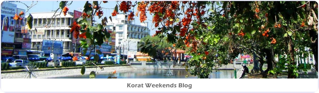 Korat Weekends Blog