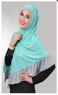 Contoh Model Hijab Modern Dan Modis
