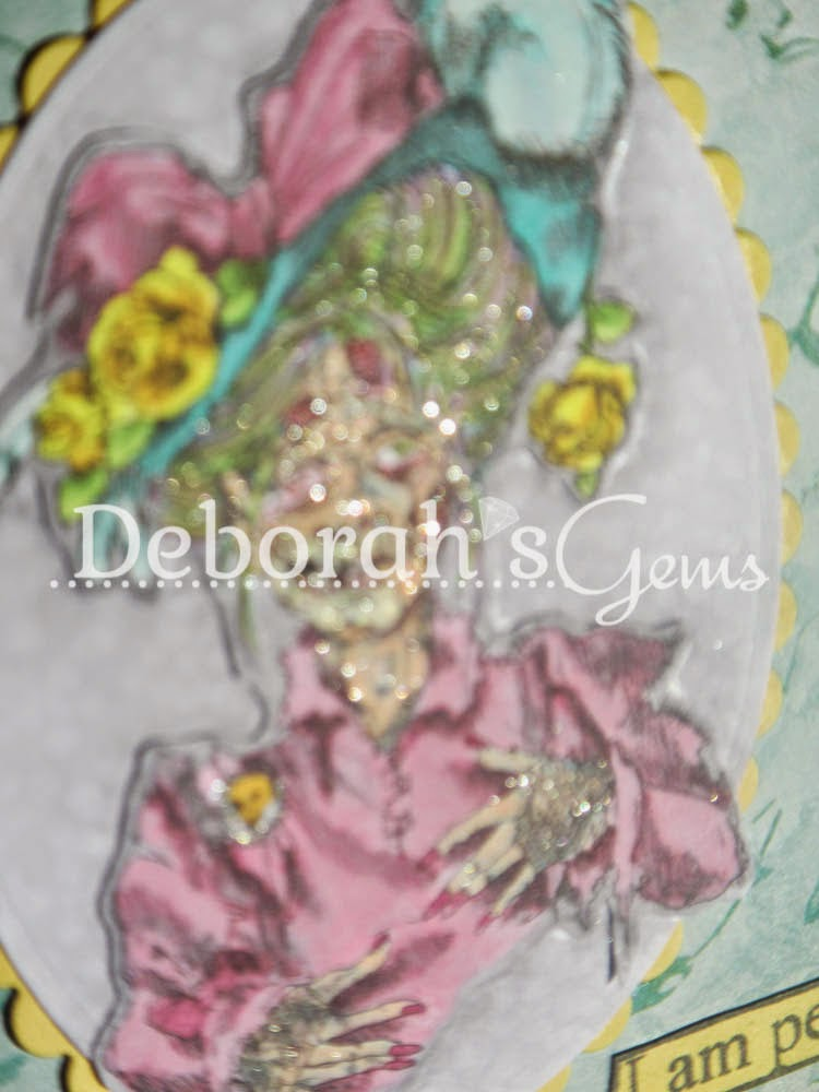 Perfect detail - photo by Deborah Frings - Deborah's Gems