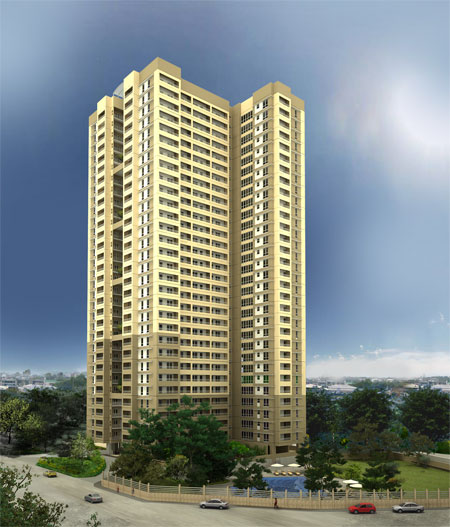Building Panorama | Illumina Residences