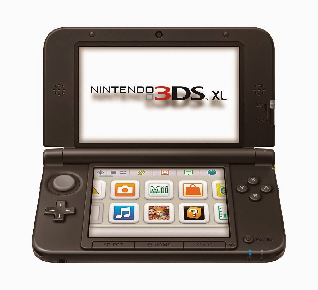 Nintendo 3DS XL buy it now on Amazon!