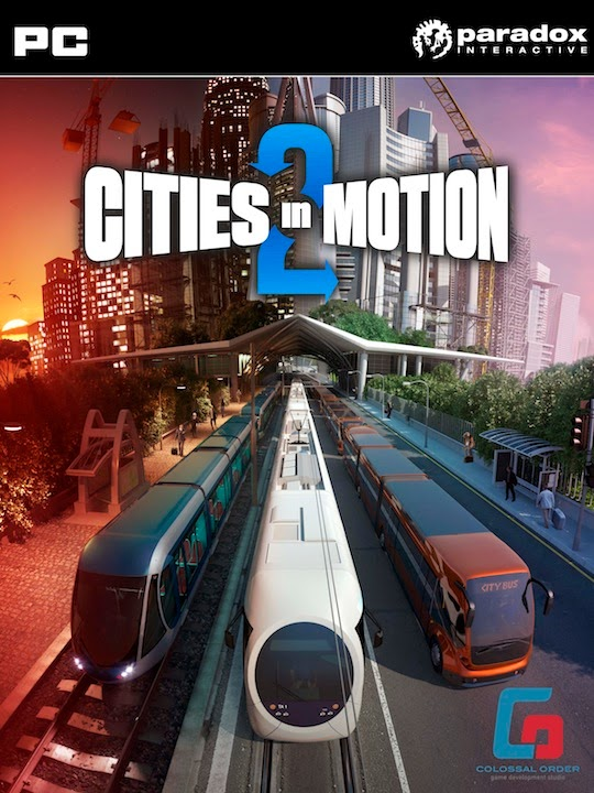 Cities In Motion 2 Single Link RIP Version