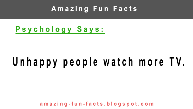 fun facts people