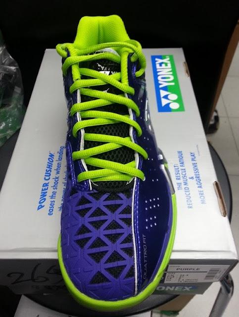 Yonex SHB-01LTD Purple