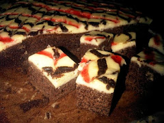 Marble Cheese Brownies Kak KiWi