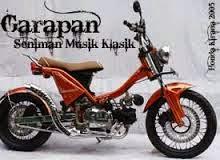 variasi modifikasi motor yamaha v80