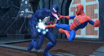 Spider Man Friend or Foe Game
