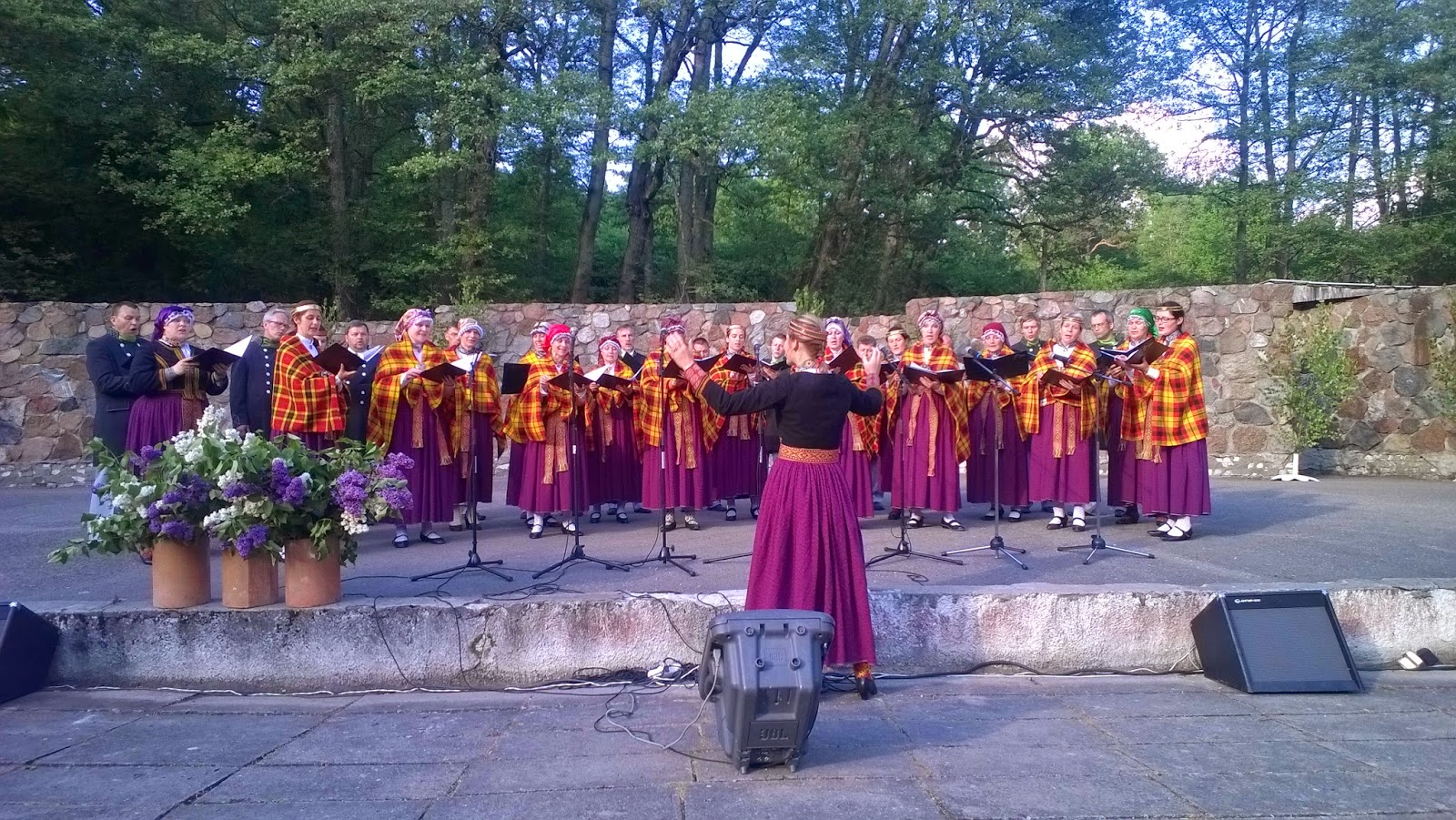 Cesis Castle Choir