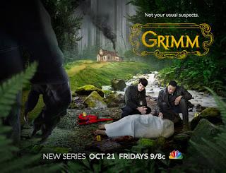 Grimm promo poster correct date Download Grimm   1ª. 2ª e 3ª Temporada RMVB Legendado
