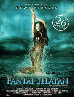 Trailer Film Horor Pantai Selatan